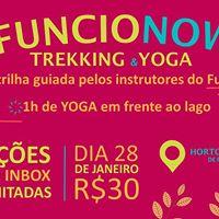 Funcionow Edio Especial - Trekking e Yoga