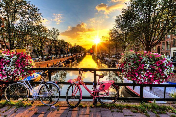 Amsterdam Trip by Studifahrten on 21.10.2017