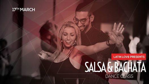 Salsa & Bachata Dance Class- Maadi
