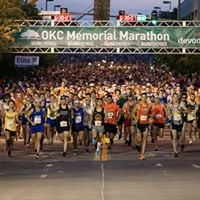 17th Annual OKC Memorial Marathon