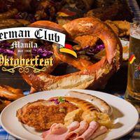 German Club Oktoberfest 2017