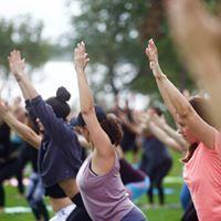 Free Yoga at Lake Hollingsworth