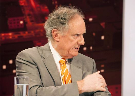 Vincent Browne The fortuitous partition of Ireland
