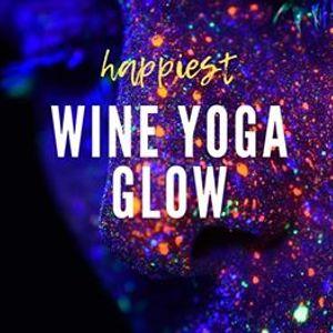 Wine Yoga GLOW Experience