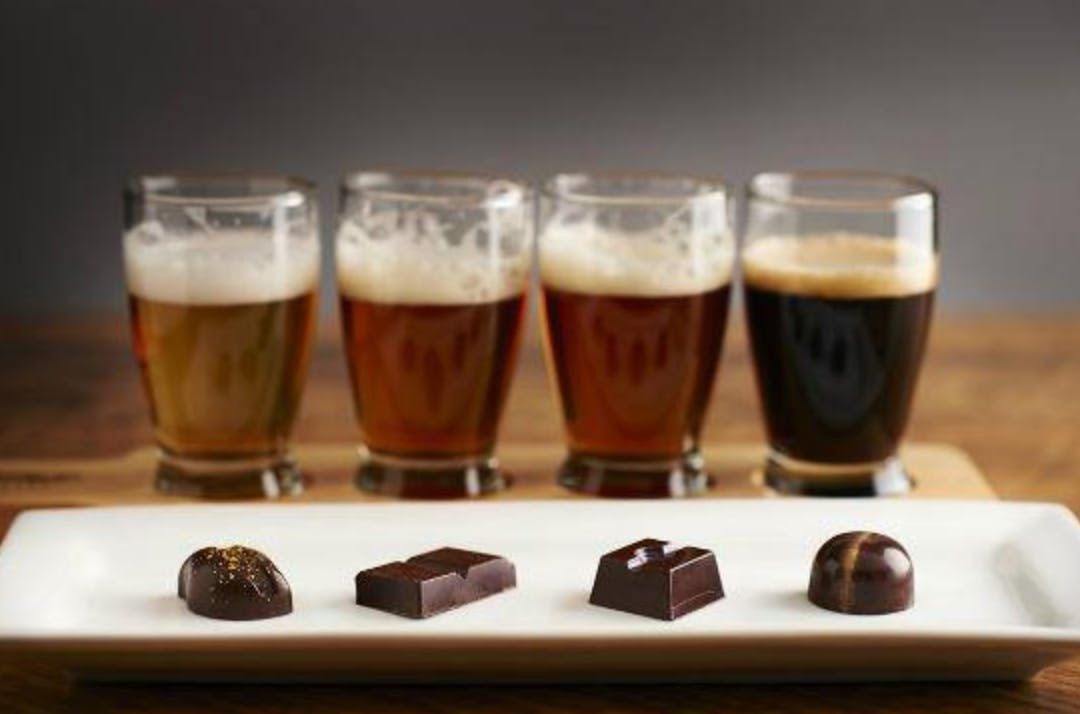 Chocolate and Beer Pairing Winter Edition