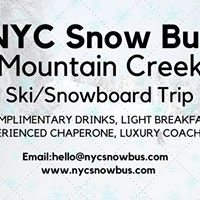Mt. Creek SkiSnowboard Trip