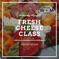 Class Fresh Cheeses