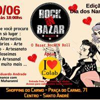 Rock in Bazar - Dia dos Namorados
