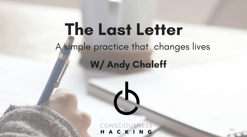 Inspiring Vulnerability (The Last Letter with Andy Chaleff)