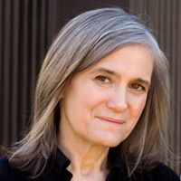 Amy Goodman at Mt Holyoke College