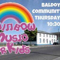 Rainbow Music For Kids Baldoyle