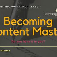 The Write Time  Content Writing Workshop (Level 4)