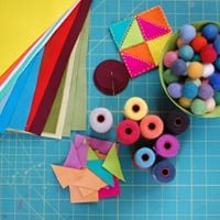 Wool Felt Crafts with Tracy Bromwich