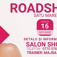 Pearl Nails RoadShow by SalonShop la Satu Mare