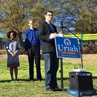 Uriahs Campaign Kickoff Party