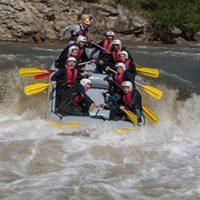 Rafting Buzau 4 6 7 August