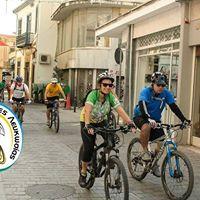 .   Evening cycling with Mr. Savvas (2000 - 2200)