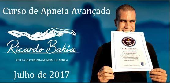 Curso de Apneia Avanada