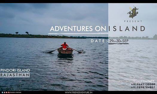 Adventures on Island