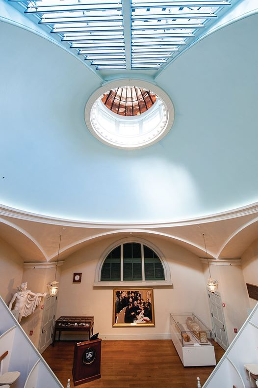 Tour of Ether Dome and Russell Museum at Russell Museum at MGH