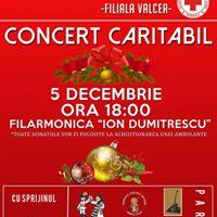 Concert caritabil - 5 Decembrie - Ziua Mondiala a Voluntarilor