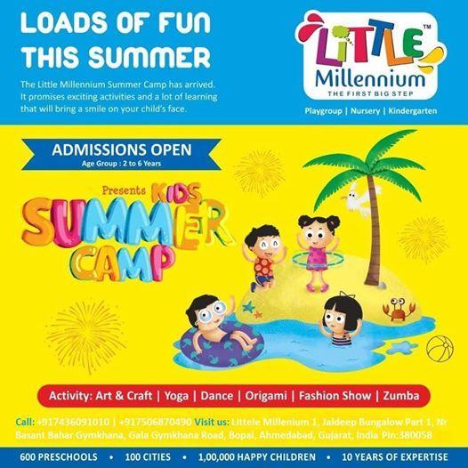 Summer Camp - Children Activity