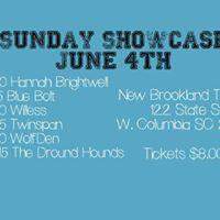 Sunday Showcase at NBT