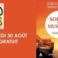 Le Chur Baobab en concert gratuit - Festival Soleil et Musique