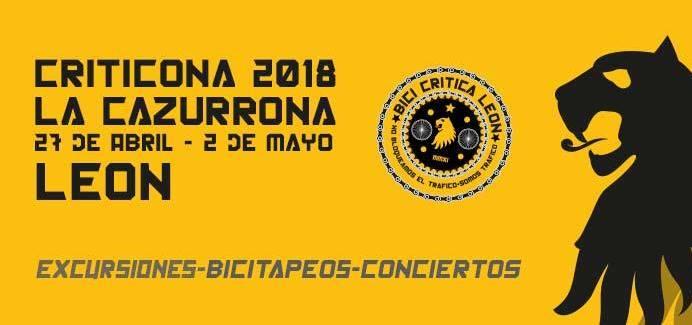 Cazurrona 2018 Encuentro Estatal de Bicicrticas en Len
