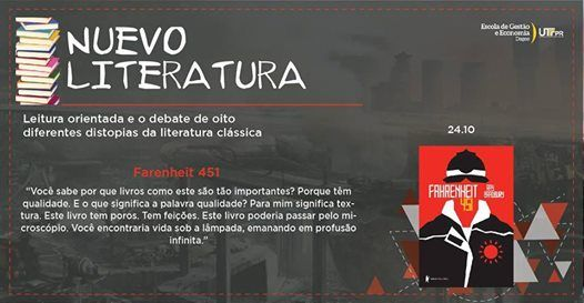 Nuevo Literatura- Fahrenheit 451