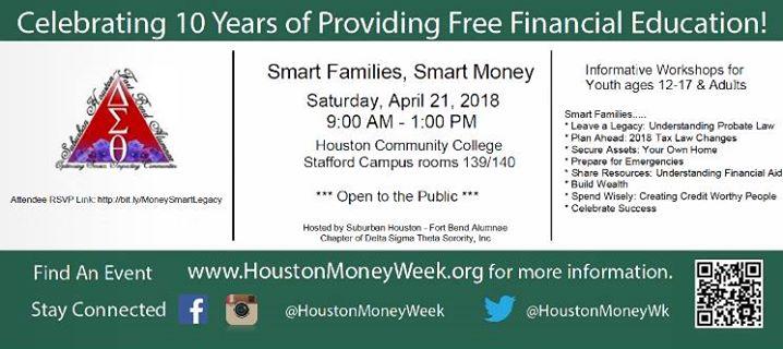 Smart Families Smart Money Workshop