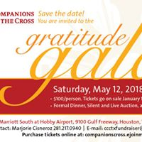 Companions of the Cross 2018 Annual Gala