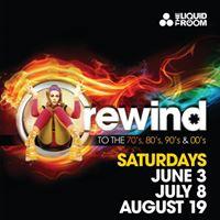 Rewind - Saturday 8th July