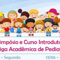 V Simpsio e Curso Introdutrio  liga Acadmica de Pediatria