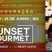 Sunset Gourmet . 25 JUNHO . BAR Do CARMO