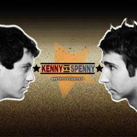 Kenny vs Spenny live in Chilliwack
