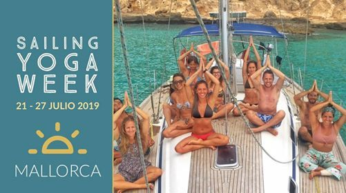 Sailing Yoga Week