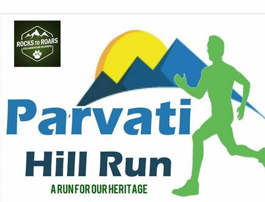 Parvati Hill Run - A run for our heritage