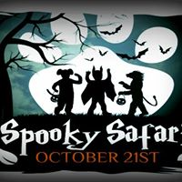 Spooky Safari at the Zoo in Forest Park