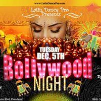 Bollywood Salsa Night