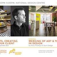 IDCS seminars on Design Concepts &amp Merging of Art &amp Technology
