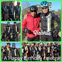 GoBici B-Day Celebration for Juan Pablo