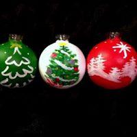 Merry Little Trees