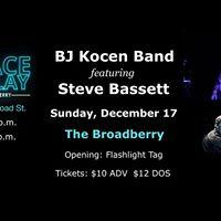 BJ Kocen Band featuring Steve Bassett