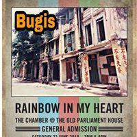 Bugis - Rainbow in my heart