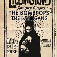 The Lillingtons  Bombpops  Last Gang  FREE