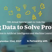 Introduction to AI for Beginners - National Learn to Code Day