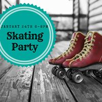 West Parks Annual PTA-Sponsored Skating Party