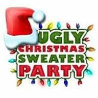 Ugly Christmas Sweater Party with Cory Lee