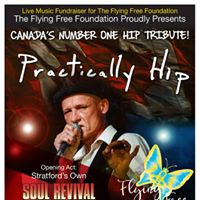Flying Free Presents Practically Hip at Stratford Rotary Complex